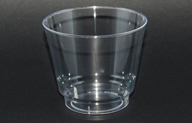 disposable airlines cup